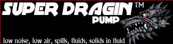 Super Dragin Pump banner