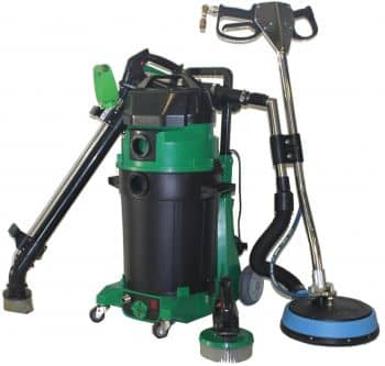 Commercial Use High Pressure Wash Capture System